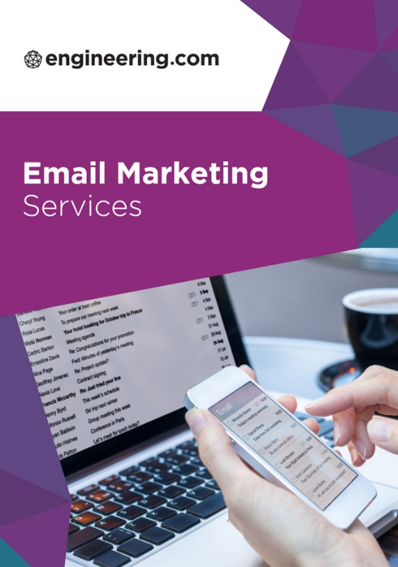 Email Marketing Brochure