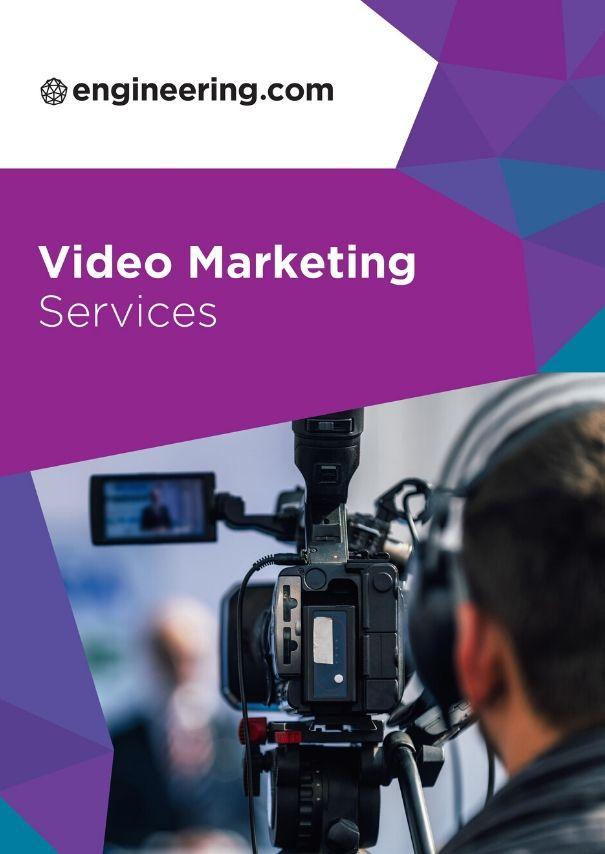 Video Marketing Brochure