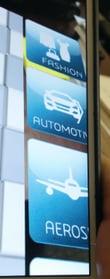 Dassault 3D magazine app navigation