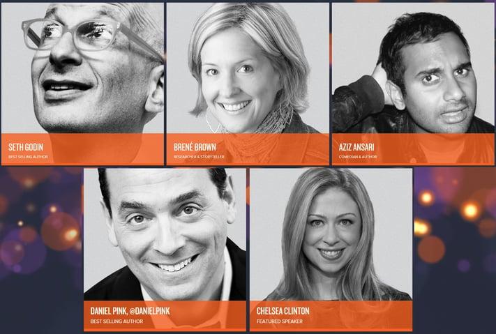 Inbound 2015 keynote speakers lineup