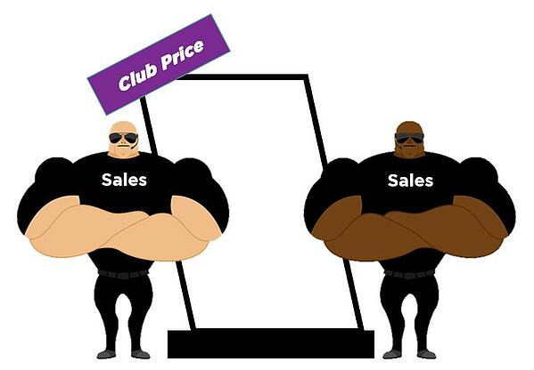Club Price Bouncers