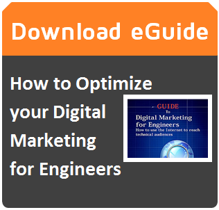 Download eGuide - How to Optimize your Digital Marketing for Engineers