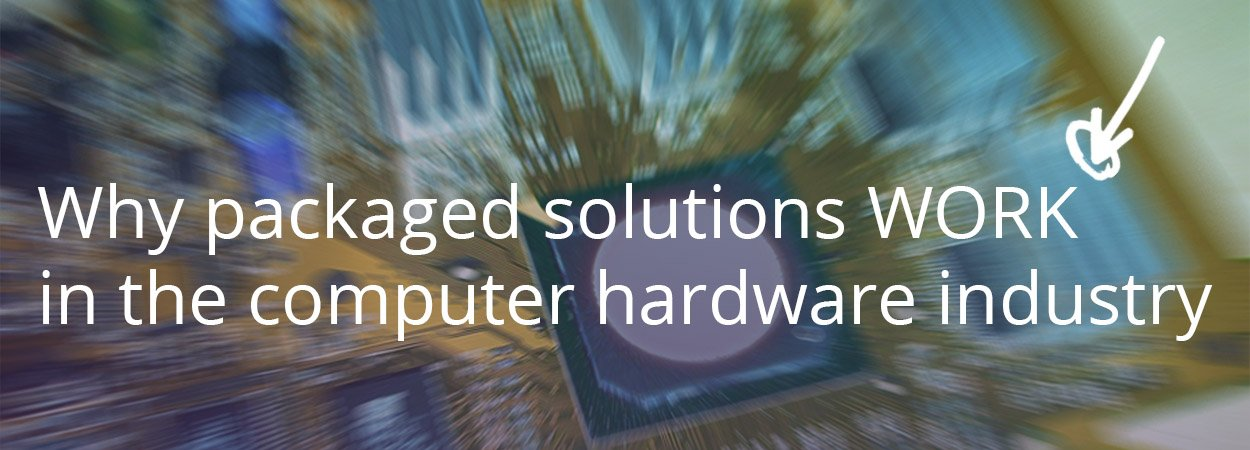 Why packed solutions work in computer hardware for engineers